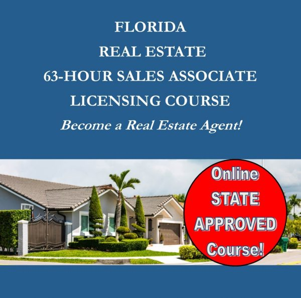 Azure Tide Realty 63 Hour Florida Real Estate Course