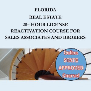 Florida 28 Hour Reactivation Course