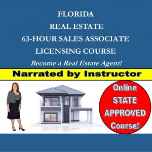 Narrated Florida Licensing Course