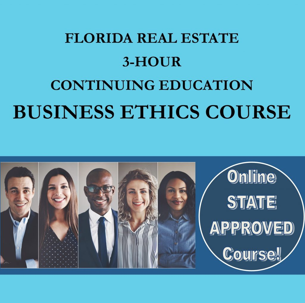 Azure Tide Realty School Ethics Continuing Education Course
